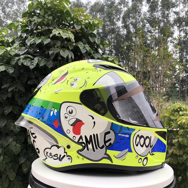 Freies Verschiffen neuer Motorradsturzhelm Mens moto Sturzhelm hochwertiges capacete Motocross weg vom Straßenmotocrosssturzhelm PUNKT