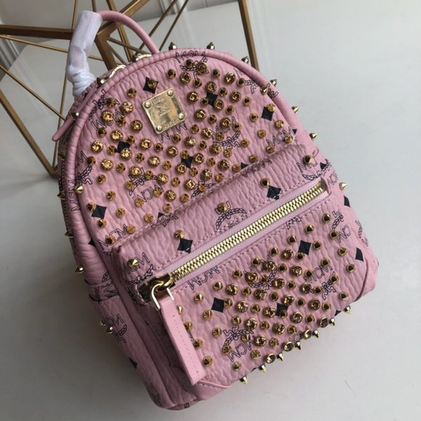 New Fashion Backpacks For Women Original Design Style Exquisite Pu Leather And Personality