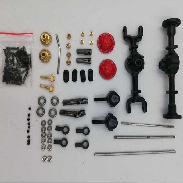 4wheel metal upgrade
