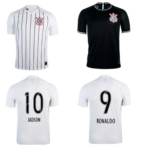 reputable site 1b715 64735 2019 Corinthians Jerseys 2019 JADSON RONALDO SOMOZA JADSON CLAYSON  JANDERSON Soccer Tops 19 20 Home Away Football Shirts Camisas De Futebol  From ...