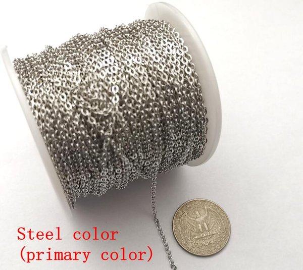 prata aço 1,5 milímetros