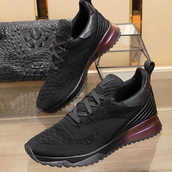 Мужская обувь Кроссовки Мужская обувь высокого качества Большой размер Лето V.N.R SNEAKER с оригинальной коробке Спортивная обувь для мужчин Footwears N25 Горячие Продажа