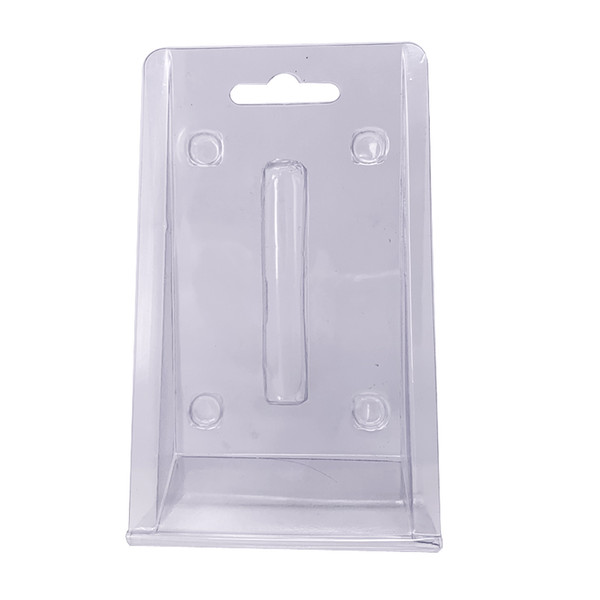 510 Cartridge clam shell blister packaging for TH205 TH210 M6T V9 tank vapor pen custom package oil cartridge Retial plastic packaging boxes