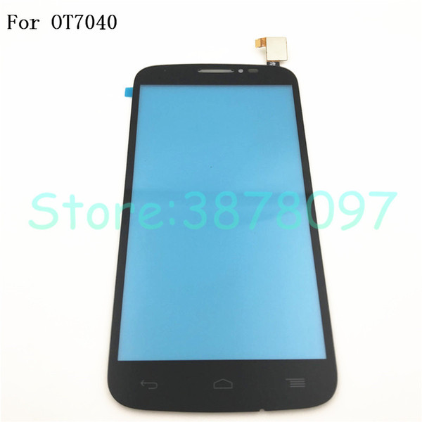 cost charm official best 2019 Original 5.0 Inches For Alcatel One Touch C7 OT7040 OT7041 7040  7040A/F/D/E 7041 Replacement Touch Screen Digitizer Glass From Joyousa,  $36.73   ...