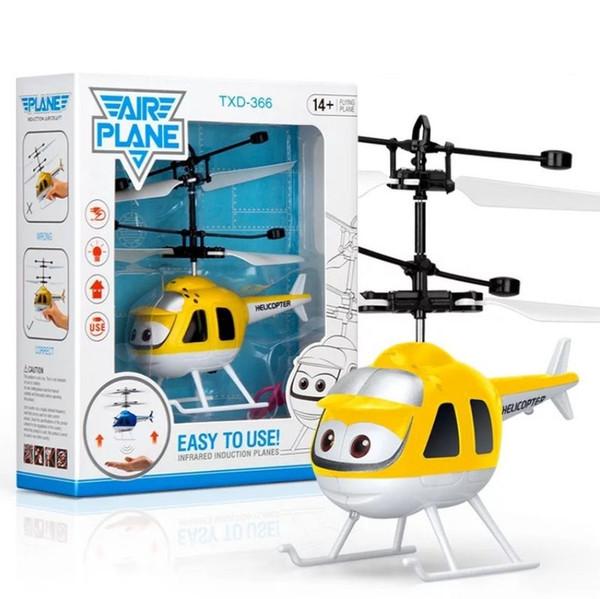 Giallo elicottero