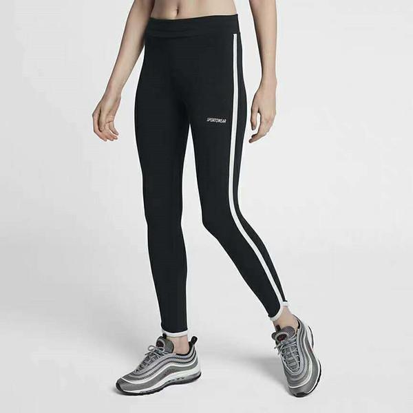 Mulheres de Cintura Alta Leggings Designer Esportivo Impresso Mulheres Sexy Magro Skinny Basculador Calças Legging Jegging Atlético Elástico Pancil Calças