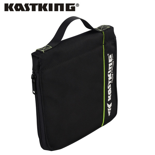 KastKing Waterproof Fishing Lure Bag Large Capacity Fishing Bait Wrapping Tackle Bag with Durable Zipper #28346