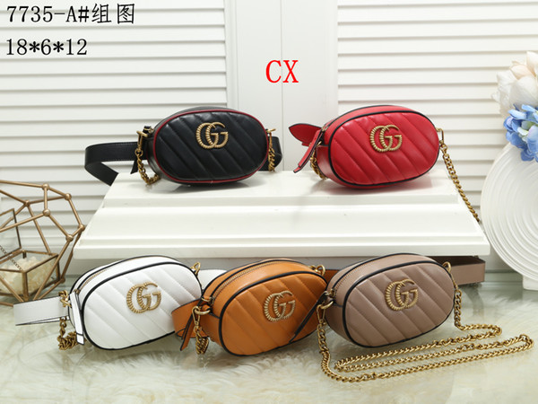 En iyi fiyat Yüksek Kalite kadınlar Bayanlar Tek el çantası taşımak Omuz sırt çantası çanta çanta cüzdan 7735-A