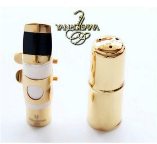 High quality New Yanagisawa saxophone metal mouthpiece alto Soprano tenor metal mouthpiece NO 5-9 number free shipping
