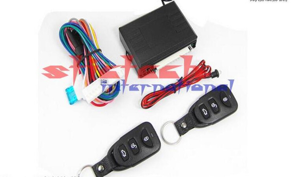 by dhl or ems 20pcs Universal Car Remote Central Kit Door Lock Locking Vehicle Keyless Entry System m604 hot sale