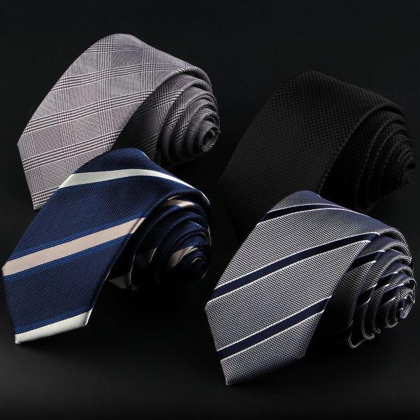 version of the tie men's formalwear business casual narrow tie 6cm groom married England wind Tie wholesale custom