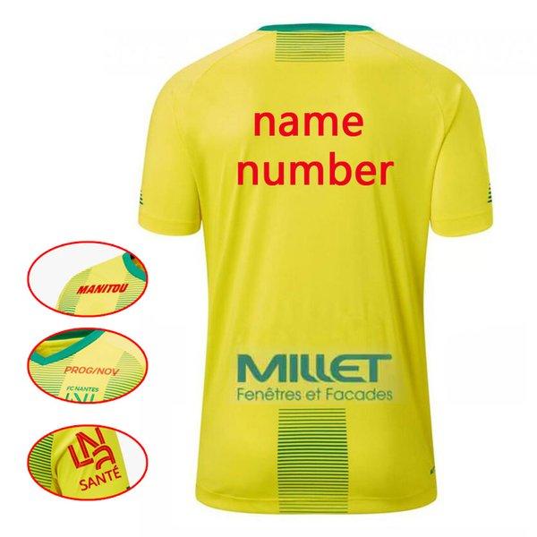 Nome Número