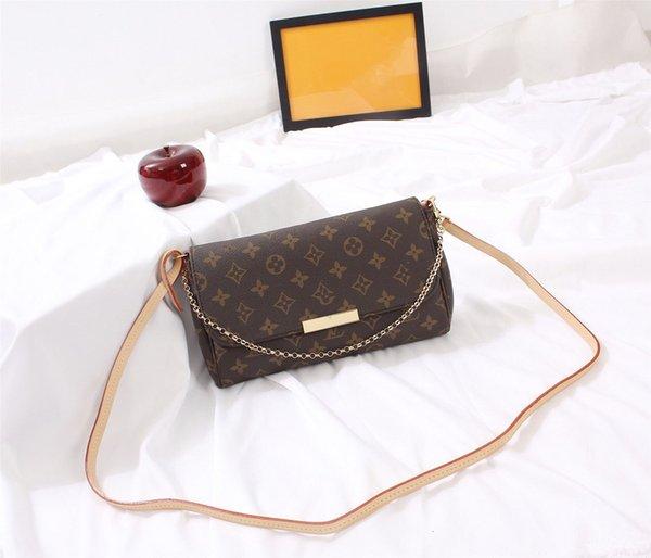 e71659577741e Sığır derisi deri 40718 favori çanta moda crossbody kadın çantası favori  tasarım zincir debriyaj deri kayış