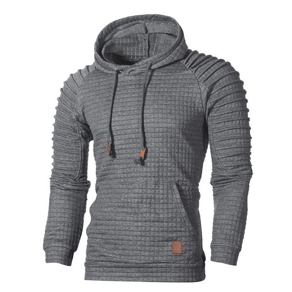 Suéter gris oscuro