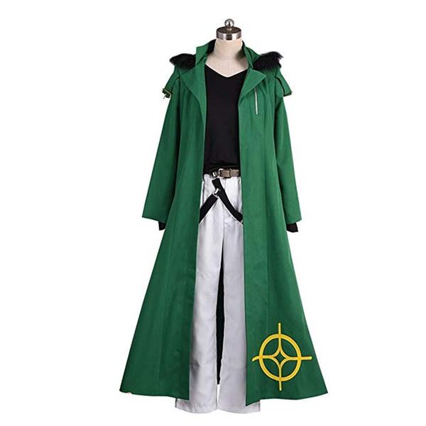 Dice Arisugawa Luxurious Green Uniform Outfit Cosplay Costume Anime Cosplay  Male Anime Custome From Zazzycos, $101.53