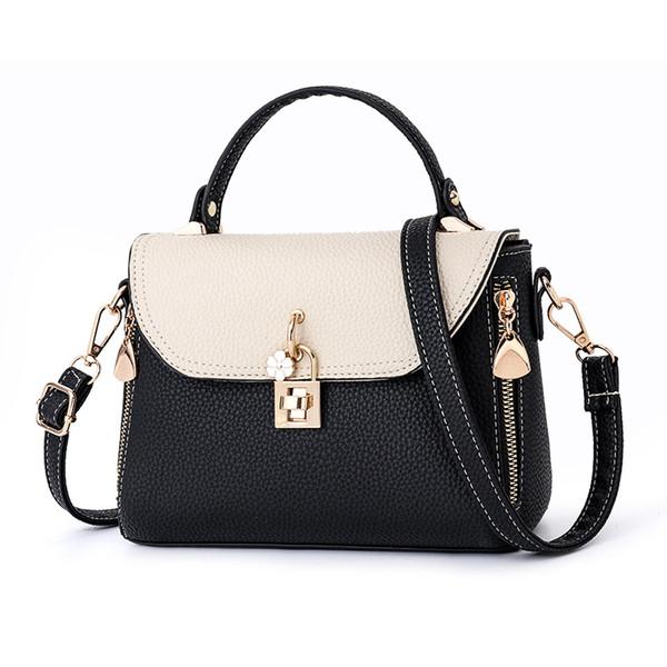 YINGPEI Borse a tracolla da donna Borsa a tracolla in pelle Borse da donna 2018 Nuova borsa Satchel Fashion Tote Bags Regalo