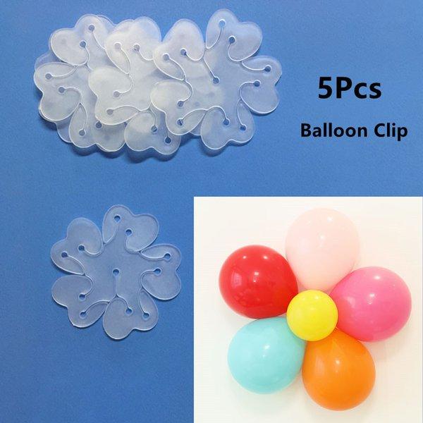 5 قطع مقطع البالون