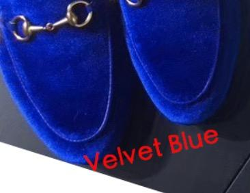 المخملية الزرقاء