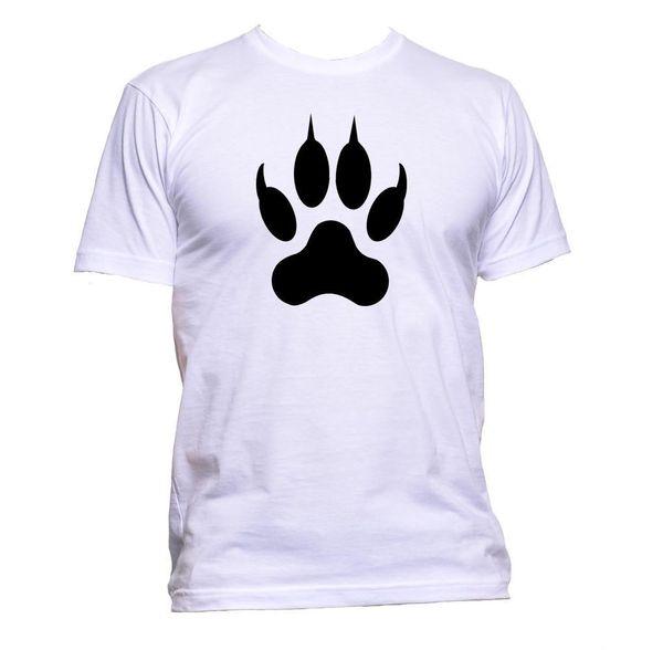 Fox Claw Unisexe T-shirt Homme Femme Mode Comédie Cool Drôle Hipster Nerd Geek Vêtements camiseta