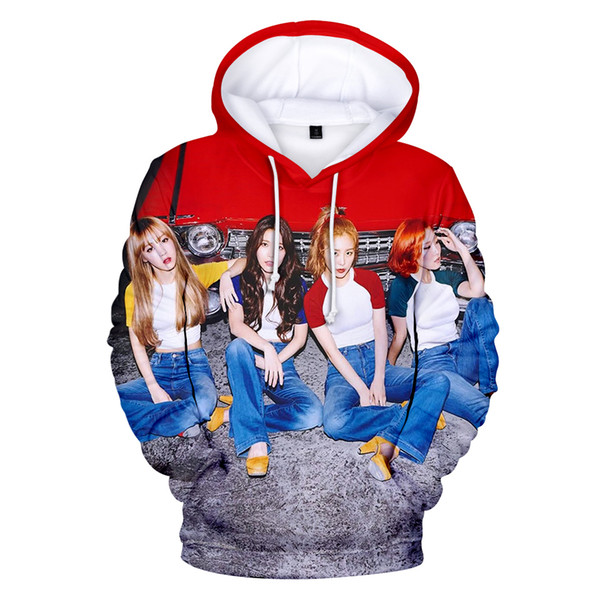 New Mamamoo And Exid 3d Hoodies Men/women Fashion Streetwear Harajuku Autumn High Quality 3d Print Mamamoo Plus Size Clothes