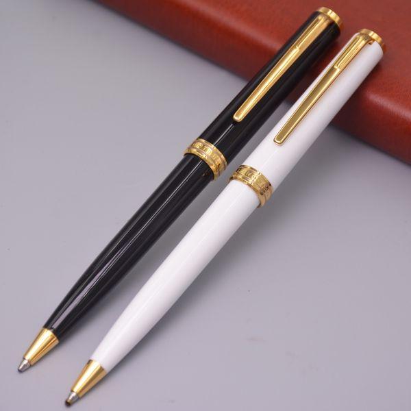 Yüksek qualit Metal Ve Reçine Crusie PIX Tükenmez Kalem Okul Ofis Kırtasiye Sıcak Satmak Ünlü Marka Yazma Hediye Kalem