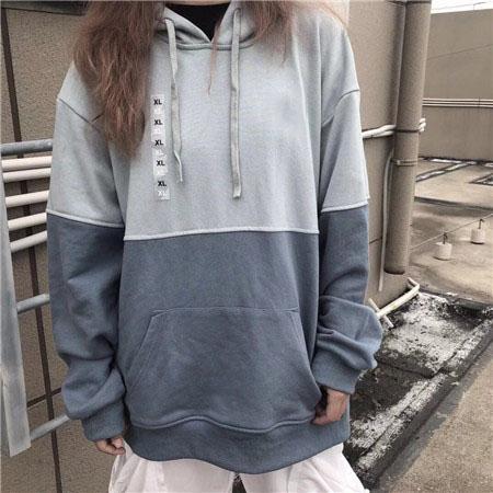 Felpe 2019 giacca stampati per le donne autunno ricamo Designer Pullover Felpe con cappuccio a maniche lunghe Tops Clothes B101219D