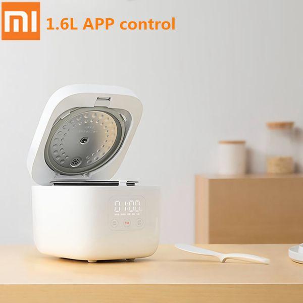 Xiaomi Mijia Elétrica 1.6l Cozinha Portátil Mini Fogão Pequeno Arroz Máquina de Cozinha Indicação Inteligente Display Led C19041901