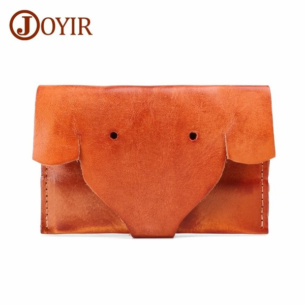 Genuine Leather Coin Purses personalized Unisex Mini Wallet Handmade Hasp Short Credit Id Card Holder New bags pack wholesale small gifts