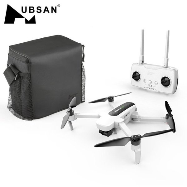 Hubsan H117S RC Quadcopter Zino GPS 5G WiFi 1KM FPV with 4K UHD Wide Angle HD Camera Camera 3-Axis Gimbal RC Drone RTF