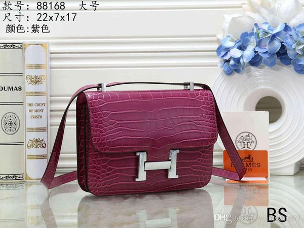 2019 Design Women's Handbag Ladies Totes Clutch Bag High Quality Classic Shoulder Bags Fashion Leather Hand Bags Mixed Order Handbags E034