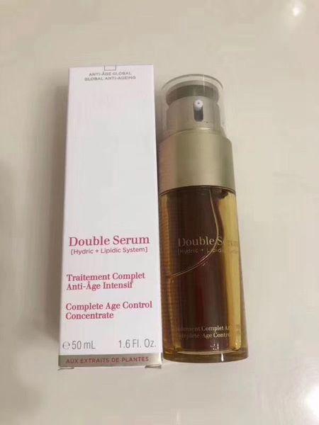 C1arin pari double erum hydric lipidic y tem traitement complet inten if facial e ence 50ml kin care