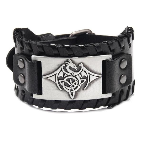 # 9: Negro + color de plata antiguo