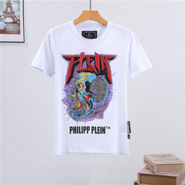Марка Мужская одежда лето мужская футболка мода Письмо печати футболка прохладный с коротким рукавом шею шеи тройник мужчины Мужчины Женщины белый черный