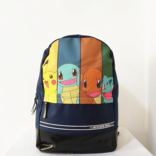 designer luxury backpack wholesale hot new arrival High school students school bags big capacity portable fashion bag Cartoon ins pattern