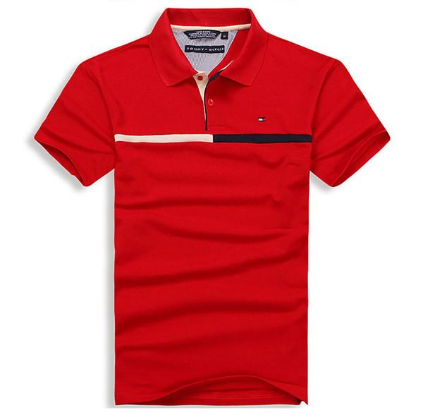 Casual Marque Hommes Lettre Imprimer Hip Hop Tops Streetwear T-shirts Pour L'été Des Hommes Pull T-shirt À Manches Courtes En Coton T-shirt