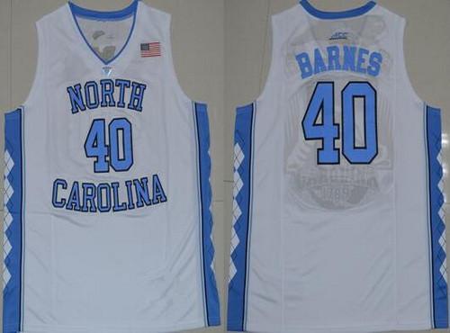 40 Harrison Barnes Blanca
