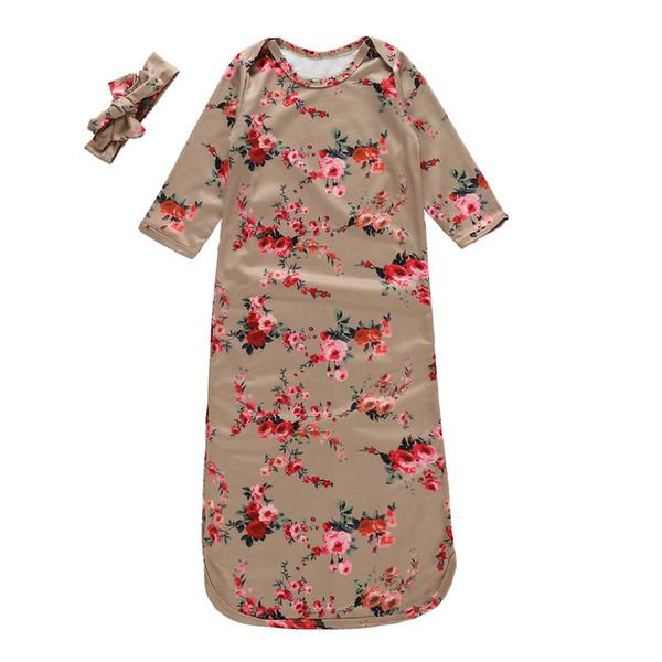 Bebek Anti Kick Yorgan Bebek Uyku Tulumu Ile Kafa Çocuk Açık Kamp Uyku Tulumları Erkek Kız Pamuk Pijama GGA2429
