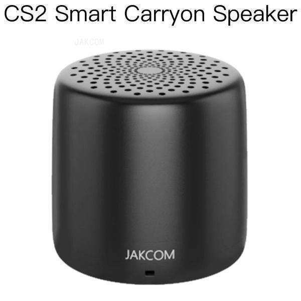 JAKCOM CS2 Smart Carryon Speaker Vendita calda in libreria Altoparlanti come amazon best seller 2018 accessori auto tv contra baixo