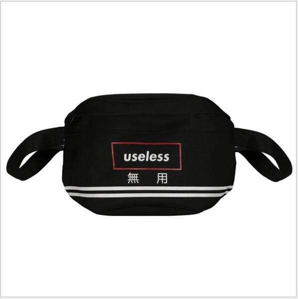 Дизайнерская сумка на талию Унисекс Роскошные сумки через плечо с принтом Fannypack Модная сумка для женщин через плечо