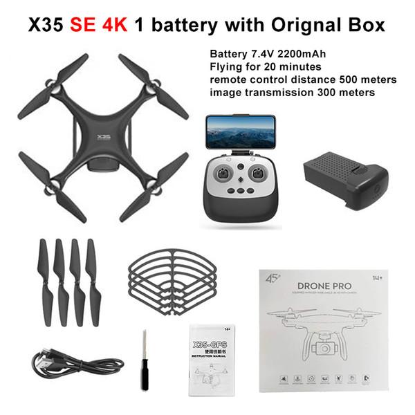 X35 SE 4K 1B BX