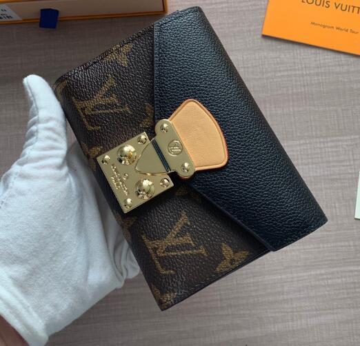 67478 short wallet WOMEN STRAP BRING CITY POUCH PURSE WALLET BAG BROWN wallet purse Belt Bags Mini Bags Clutches Exotics
