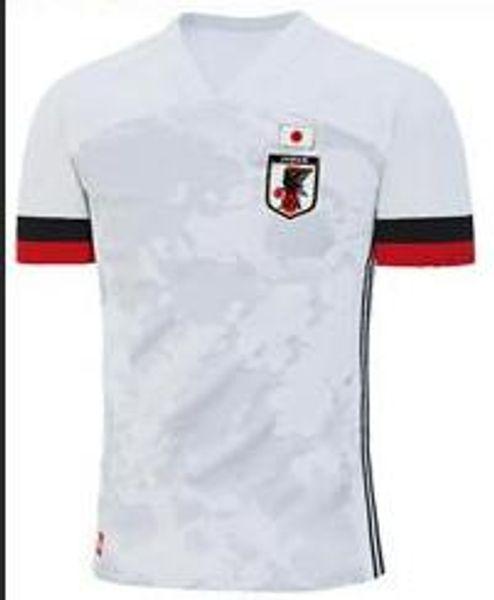 2020 Away Captain Tsubasa Jersey 1