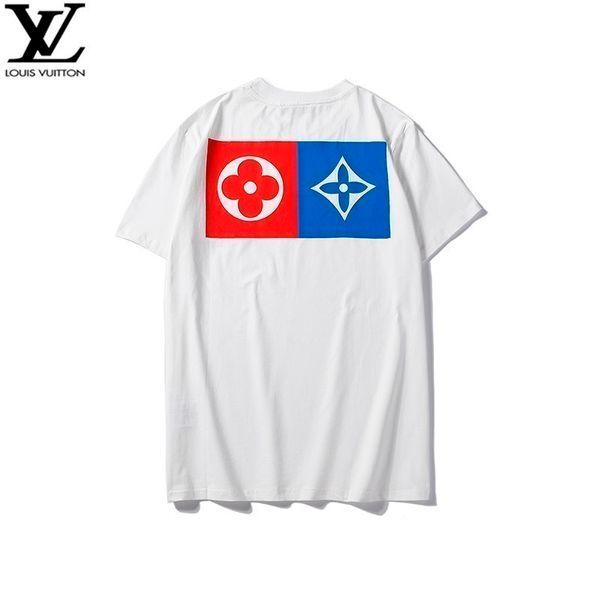 Tee shirt manches courtes homme 2019 ete jm19530016302308