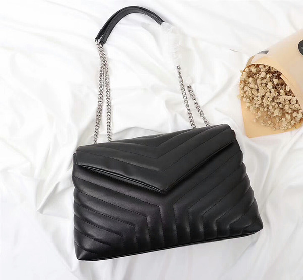 2019 Hot New Sale very high quality real leather hot selling designer shoulder bag for women good price free shipping