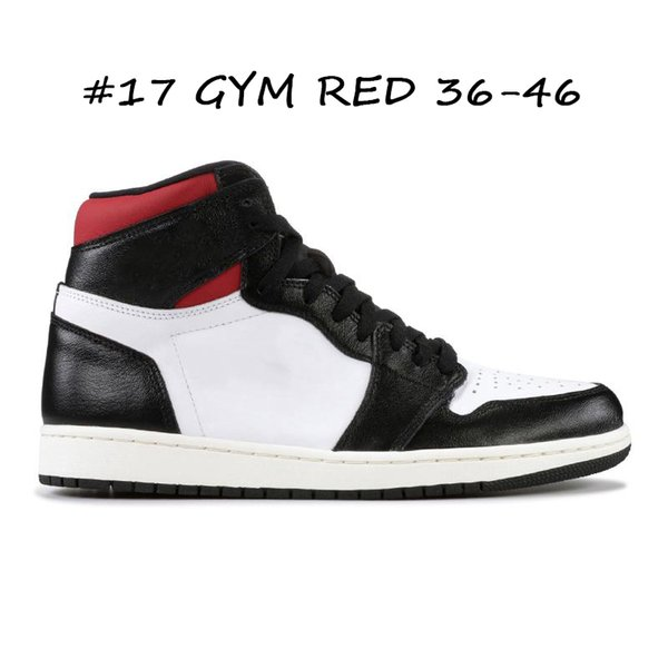 #17 GYM RED 36-46