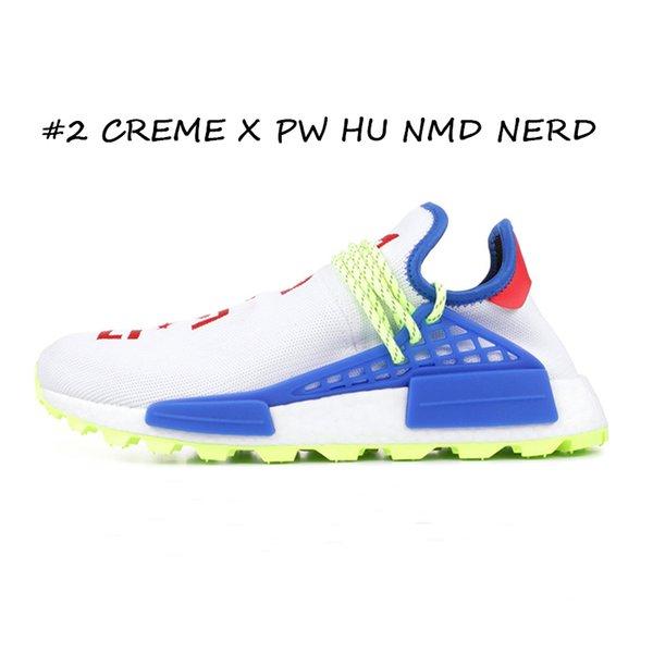 #2 CREME X PW HU NMD NERD