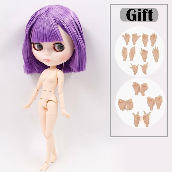 muñeca de la mano ab-30cm muñeca