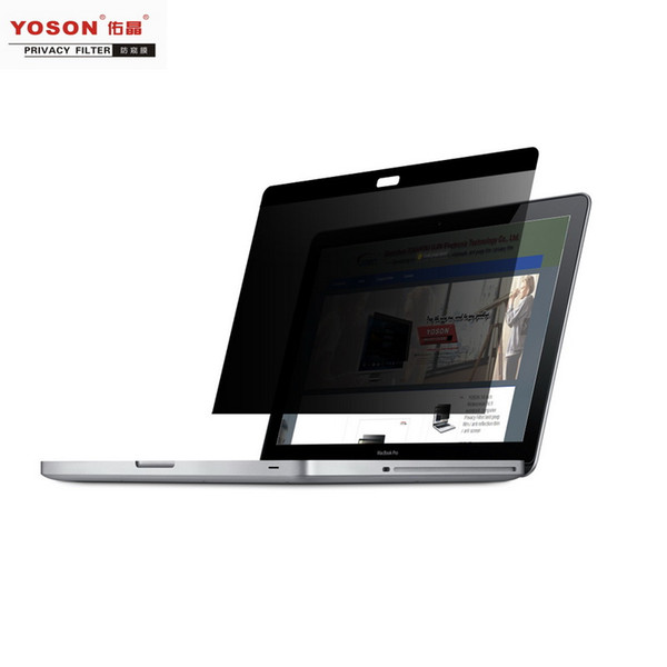 best selling YOSON Magnetic Air11.6 13.3 pro13.3 13 15.4 15.4 17 inch Laptop computer Privacy Filter anti peep film anti reflection film