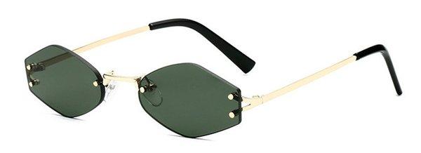 Colore delle lenti: verde scuro