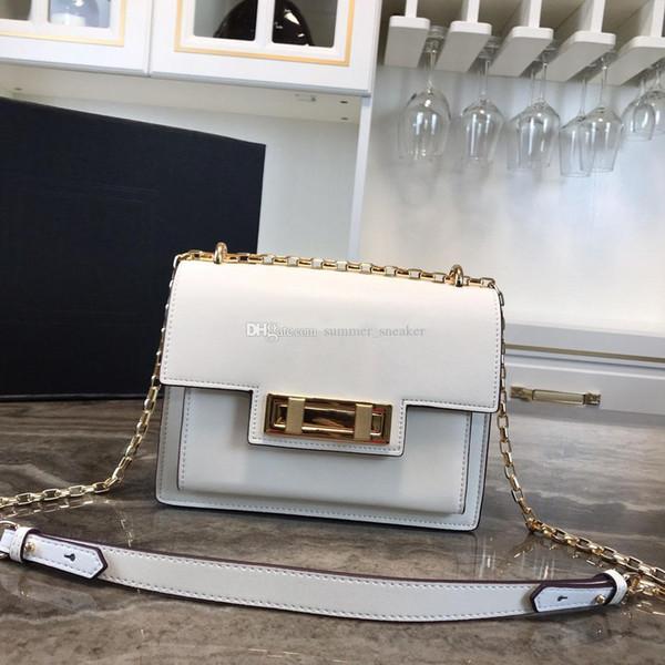 Designer Tasche Echtes Leder 2019 Neue Mode Frauen S Umhängetasche Hochwertige Designer Umhängetasche
